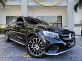 Photo 2017 Mercedes Benz GLC250 4MATIC COUPE AMG LINE