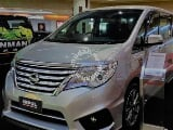 Photo 2017 Nissan Serena 2.0 MPV High discount