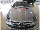 Photo 2017 mercedes-benz slc-class 3.0 (a) recon