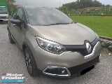 Photo 2016 renault captur 1.2 (a)