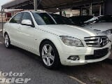 Photo 2008 mercedes-benz c230 v6 7 speed
