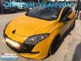 Photo 2010 renault megane rs250 cup, 2.0 turbocharge,...