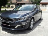 Photo 2016 Peugeot 508 1.6 thp facelift (a)