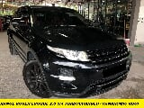 Photo 2011 land rover range rover evoque 2.0 (a) used