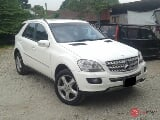 Photo 2009 mercedes-benz m-class 3.5 (a) used