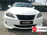 Photo 2008 LEXUS IS250 1.5 (a) used
