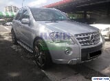 Photo 2009 Mercedes-Benz ML350 AMG- Imported New-...
