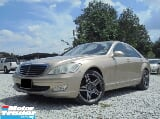 Photo 2006 mercedes-benz s-class 3.5 V6 W221...