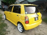 Photo Perodua Kelisa 1.0 (m) l7 cuore turbo sunroof