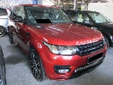 Photo 2013 land rover range rover sport 5.0 (a) used