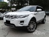 Photo Land Rover Range Rover Evoque 2.0 (a) si4 awd...