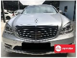 Photo 2012 mercedes benz w221 s350 3.5 (a) used