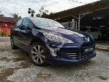 Photo 2012 YEAR MADE Peugeot 408 1.6 turbo (a) l/seat