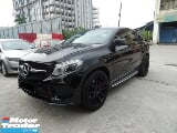 Photo 2015 mercedes-benz gle 450 amg 4 matic coupe...