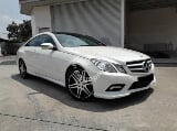 Photo Mercedes Benz E350 (A) Akrapovic Roof 4pot...