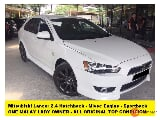 Photo 2011 mitsubishi lancer 2.4 (a) used