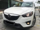 Photo 2014 Mazda CX-5 2.5 skyactiv-g suv