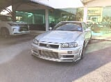 Photo 2001 Nissan Skyline R34 GTT 2.5 (m)