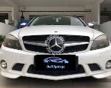 Photo Mercedes benz c-class