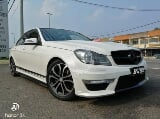 Photo 2011 Mercedes Benz C200 CGi 1.8 (a) AMG Sport