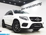 Photo 2017 mercedes benz gle 43 amg 3.0 v6 bi-turbo 2017
