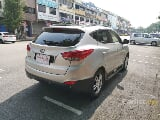 Photo 2010 Hyundai Tucson 2.0 Sunroof SUV