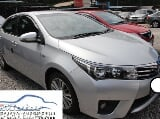 Photo 2014 toyota corolla altis 2.0 G