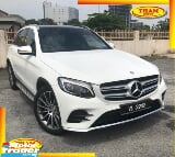 Photo 2017 mercedes-benz glc 250 4matic 2.0(A) glc250...