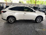 Photo 2017 Toyota Harrier 2.0 Premium SUV