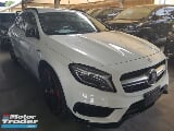 Photo 2015 mercedes-benz gla 45 amg edition 1 memory...