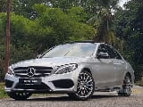 Photo 2017 Mercedes-Benz C350 e 2.0 amg sedan - oct...