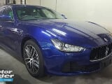 Photo 2014 maserati ghibli 3.0 Diesel UK Spec Unregister