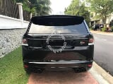 Photo 2015 Range Rover Sport 5.0 svr 9000km unregister