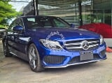 Photo Mercedes benz c200 amg line (cbu) 2.0 (a)