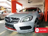 Photo 2014 mercedes-benz a250 2.0 (a) used