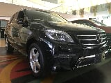 Photo 2013 mercedes-benz m-class 3.5 (a) recon