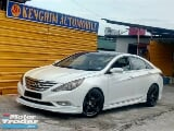Photo 2012 hyundai sonata 2.0 (a) gls full spec