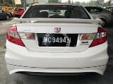 Photo Honda civic 2.0 (a) #Honda Warranty until 2021