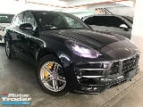 Photo 2015 porsche macan 3.6 turbo sport chrono,...