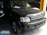Photo 2011 land rover discovery 4 3.0 Diesel Turbo...
