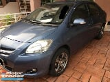 Photo 2008 toyota vios 1.5e (at)