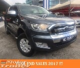 Photo 2016 ford ranger 2.2 (a) xlt 4wd under warranty