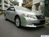 Photo Toyota Camry Automatic 2012