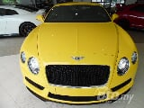 Photo 2014 Bentley Continental GT 4.0 v8 s twin turbo...