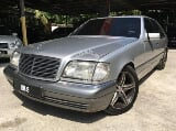 Photo Mercedes Benz S320L W140 (A) TipTop_Sport_LikeNEW