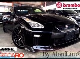 Photo 2016 nissan gt-r 35 black edition (unreg) int...