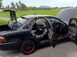 Photo Toyota corolla seg ae101 blacktop