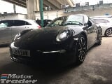 Photo 2014 porsche 911 carrera s 3.8 2014 unreg 20 rims