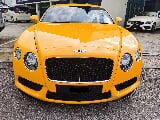 Photo 2014 used bentley gt continental 4.0 v8s coupe