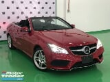 Photo 2014 mercedes-benz e-class e250 cabriolet amg...